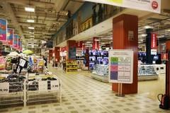 Rubano al centro commerciale di Barletta, arrestati due stranieri