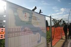 Cantiere aperto per il nuovo campo sportivo polivalente di Barletta