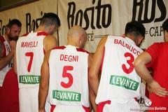 Cestistica Barletta in scioltezza, contro Bari finisce 100-58