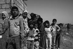 Associazioni di Barletta e dintorni in presidio contro l'occupazione turca