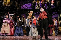 "Musical ""Christmas Carol"", annullata la data di Barletta"
