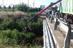 Ciappetta Camaggio, presto l'incremento della larghezza del canale