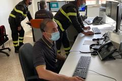 Comando dei Vigili del Fuoco della Bat, attivata la Sala Operativa a Barletta