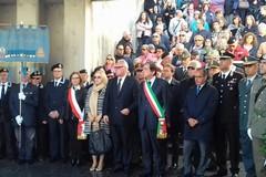 Durante la cerimonia commemorativa dei defunti la città ha reso omaggio ad Addolorata Sardella e Lucia Corposanto