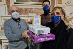 Il Rotary club dona apparecchi multimediali alla Comunità Sant'Antonio di Barletta
