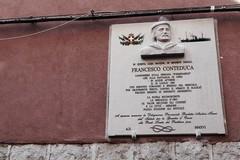 Francesco Conteduca, una lapide per non dimenticare
