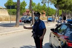 Carabinieri in azione nella 167 di Barletta per controlli anti degrado