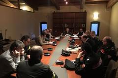 Arriva il gelo, in Prefettura si riunisce il comitato operativo per la viabilità
