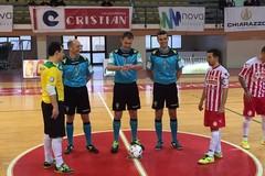 Gol ed emozioni, Policoro batte Cristian Barletta 8-6
