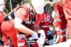 Sicurezza stradale, la Croce Rossa di Barletta in piazza tra i giovani