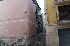 Ancora sequestrate le abitazioni del crollo di via Curci a Barletta
