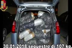 Sgominata organizzazione Italo Albanese, tra gli arrestati un barlettano