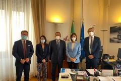 Contratti Istituzionali di Sviluppo per la Bat, Damiani: «Opportunità per il territorio»