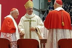 La diocesi di Trani-Barletta-Bisceglie festeggia mons. D'Ascenzo