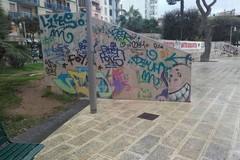 Galeotto fu il graffito e chi lo scrisse: degrado ai giardini de Nittis