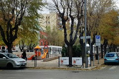 Cambiano le modalità di parcheggio in Piazza Federico di Svevia