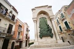 Il monumento della Sfida sarà pronto per gli eventi della Disfida