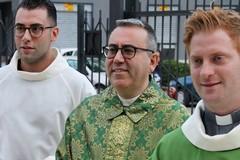 Don Rino Caporusso sacerdote da 25 anni