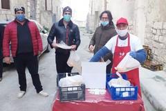La Caritas di Barletta riceve in dono 500 basi pizza
