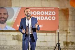 Elezioni amministrative 2018, Carmine Doronzo: «Continuerò a crederci»