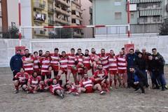 Draghi Bat, vittoria emozionante contro il Rugby Bitonto