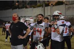 Mad Bulls Barletta devastanti: altri 42 punti agli Eagles Salerno