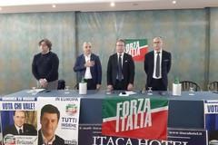 Visita e apertura campagna elettorale di Forza Italia con la sen. Licia Ronzulli
