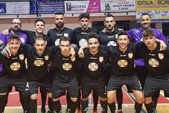 Editalia, vittoria e vetta: 5-4 all'ApuliaSport