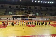 Editalia, vittoria nel derby di coppa con la Futsal Barletta