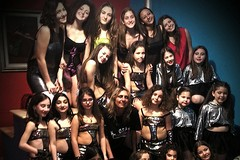 Energymania, boom di primati alla Coppa Italia di danza sportiva