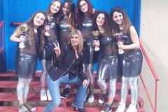 Asd Energymania Barletta, boom di primati nella Coppa Italia di Danza Sportiva
