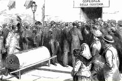 Epidemie a Barletta nella storia: il flagello del colera