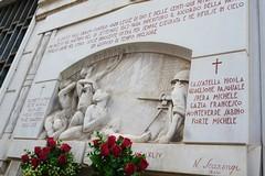 Barletta rende omaggio alle vittime dell'occupazione nazista del '43
