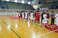 Editalia calcio a 5, derby di coppa con la Futsal Bat
