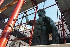 """Eraclio torna alla luce, oggi termina il lungo """"check up"""" del colosso"""