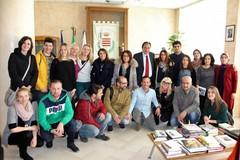 Erasmus+, studenti romeni, spagnoli, cechi e turchi a Barletta