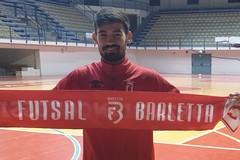 Futsal Barletta, ufficiale anche il rinnovo del brasiliano Pires