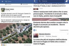 Dall'indignazione per il disastro ferroviario all'idiozia, l'imbecille vive sui social network