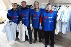 Caritas Barletta, nuova vita dagli abiti donati