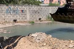 Terminati i lavori di riparazione della condotta idrica di Barletta
