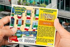 Lotteria Italia 2020, vinti 10mila euro a Barletta