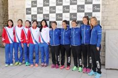 Fed Cup Italia-Taipei, ecco il sorteggio degli incontri