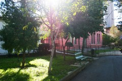 """Giardini della scuola """"Musti"""", uno scrigno verde da proteggere"""
