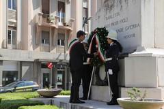 Barletta celebra il 75° anniversario della Liberazione senza corteo