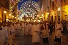 Festa patronale di Barletta, alcuni annunci dopo la fine delle celebrazioni
