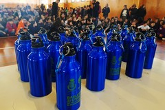 """Mille borracce ecologiche per la scuola """"Fieramosca"""" di Barletta"""