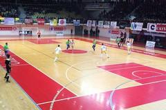 Calcio a 5, le finali di Coppa a Barletta sospese per maltempo
