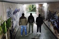 Forza Nuova, da Trani a Barletta in marcia contro il degrado