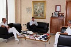 Capitaneria di Porto, il sindaco Cascella incontra il prossimo Comandante