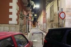 Terminati i lavori di sostituzione dei vecchi lampioni nel centro di Barletta